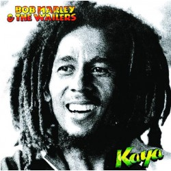 "BOB MARLEY & THE WAILERS ""Kaya"" LP 180GR."