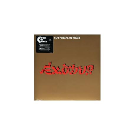 "BOB MARLEY & THE WAILERS ""Exodus"" LP 180GR."