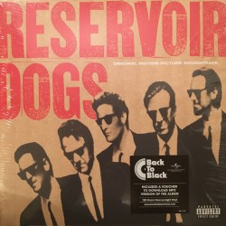 "B.S.O. ""Reservoir Dogs"" LP 180GR."
