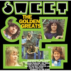 "SWEET ""Sweet's Golden Greats"" LP."