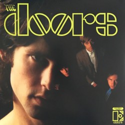 "DOORS ""The Doors"" LP 180GR."