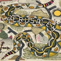 "STEVE EARLE ""Jerusalem"" LP."