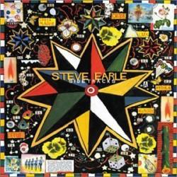 "STEVE EARLE ""Sidetracks"" LP."
