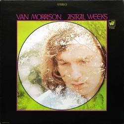 """VAN MORRISON """"Astral Weeks"""" LP 180GR."""