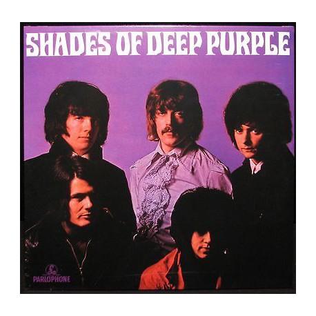 "DEEP PURPLE ""Shades Of Deep Purple"" LP 180GR."