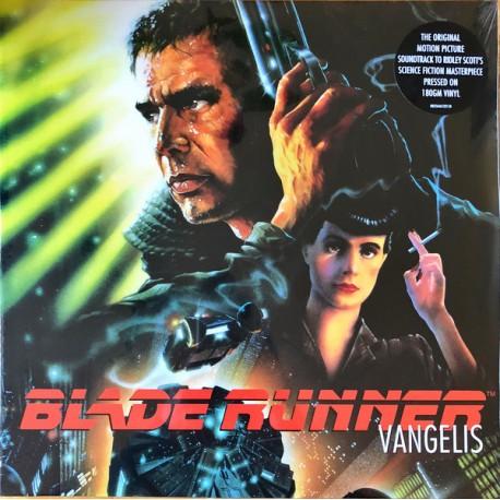 """B.S.O. """"Blade Runner"""" (Vangelis) LP 180GR."""