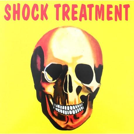 """SHOCK TREATMENT """"Shock Treatment"""" LP Reedición."""