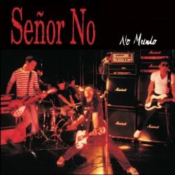 """SEÑOR NO """"No Mundo"""" LP+CD Reedición."""