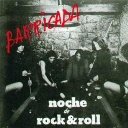 "BARRICADA ""Noches De Rock'n'Roll"" LP 180GR."