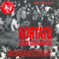 """KORTATU """"Azken Guda Dantza"""" 2LP."""