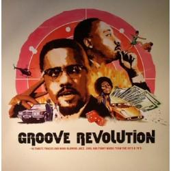 "VV.AA. ""Groove Revolution"" LP Wagram"