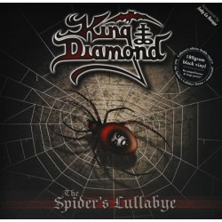 "KING DIAMOND ""The Spider's Lullabye"" 2LP."