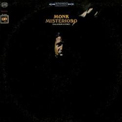 """THELONIUS MONK """"Misterioso (Recorded On Tour)"""" LP."""