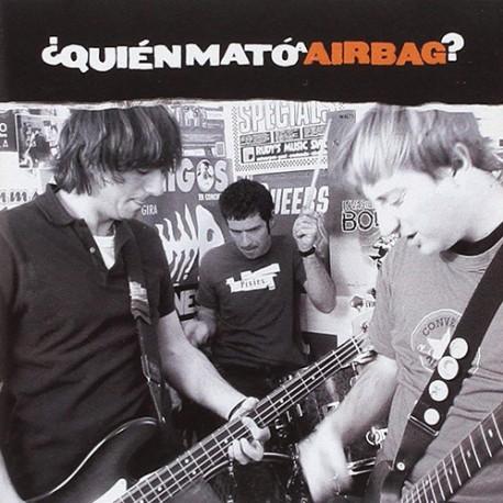 "AIRBAG ""¿Quién Mató A Airbag?"" LP Color."