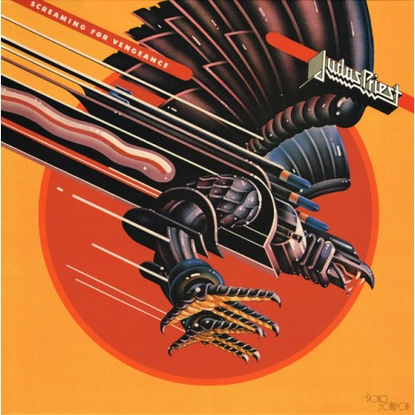 "JUDAS PRIEST ""Screaming For Vengeance"" LP 180GR."
