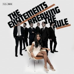 "EXCITEMENTS ""Breaking The Rules"" LP."