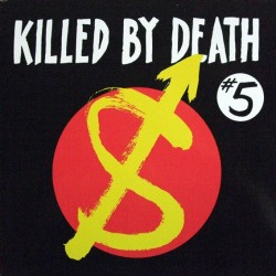 "VV.AA. ""Killed By Death Vol. 5"" LP."