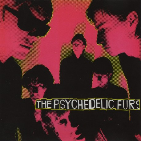 "PSYCHEDELIC FURS ""Psychedelic Furs"" LP 180GR."