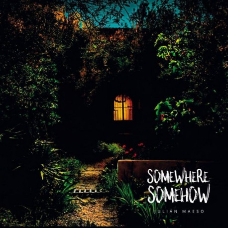 "JULIÁN MAESO ""Somewhere Somehow"" LP Color + Cd."