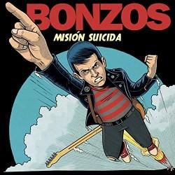 """BONZOS """"Misión Suicida"""" LP."""