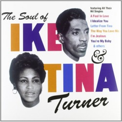 "IKE & TINA TURNER ""The Soul Of..."" LP Rumble"