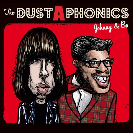 "DUSTAPHONICS ""Johnny & Bo"" LP."