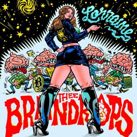 """BRAINDROPES """"Lorraine"""" SG 7""""."""