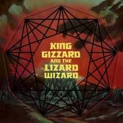 "KING GIZZARD AND THE LIZARD WIZARD ""Nonagon Infinity"" LP Color."