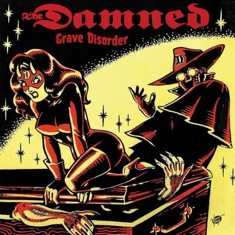 "DAMNED ""Grave Disorder"" LP."