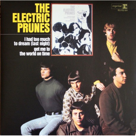 "ELECTRIC PRUNES ""The Electric Prunes"" LP Color."
