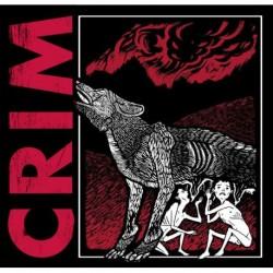 """CRIM """"Crim"""" LP Tercera Edición."""
