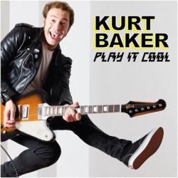 """KURT BAKER """"Play It Cool"""" LP Color."""