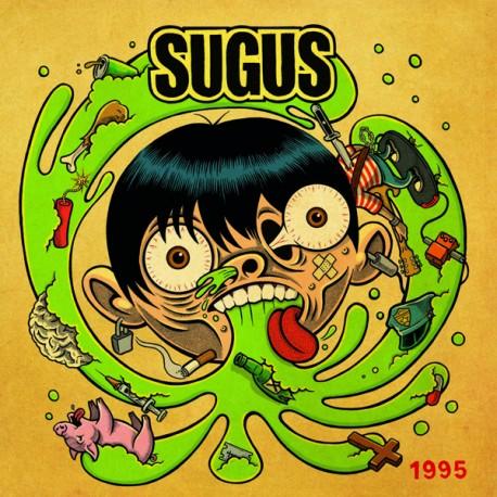 """SUGUS """"1995"""" CD."""