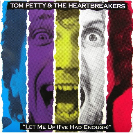 "TOM PETTY & THE HEARTBREAKERS ""Let Me Up"" LP 180GR."