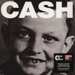 "JOHNNY CASH ""American VI: Ain't No Grave"" LP 180GR."