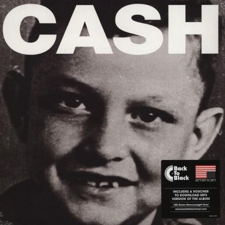 "JOHNNY CASH ""American VI: Ain't No Grave"" LP 180GR."