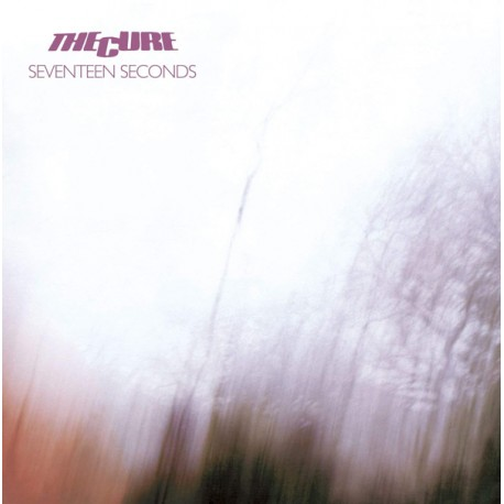 "CURE ""Seventeen Seconds"" LP 180GR."