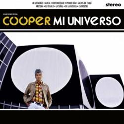 "COOPER ""Mi Universo"" LP Elefant Records"