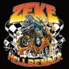 """ZEKE """"Hellbender"""" LP."""