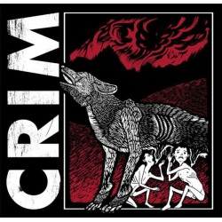 "CRIM ""Crim"" CD Digipack."