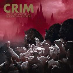 """CRIM """"Pare Nostre Que Esteu A L'Infern"""" LP Color Gold."""