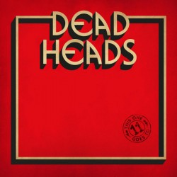 "DEADHEADS ""This One Goes To 11"" LP Color Bone."