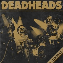 "DEADHEADS ""Loaded"" LP Color Gold."