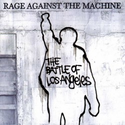 "RAGE AGAINST THE MACHINE ""The Battle Of Los Angeles"" LP 180GR."