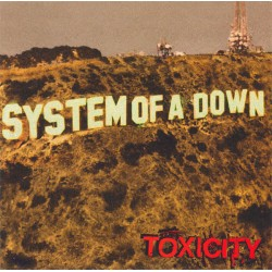 "SYSTEM OF A DOWN ""Toxicity"" LP."