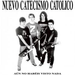 "NUEVO CATECISMO CATOLICO ""Aún No Habéis Visto Nada"" LP+SG 7"""