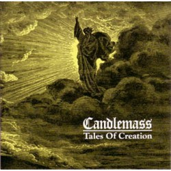 """CANDLEMASS """"Tales Of Creation"""" LP 180GR."""