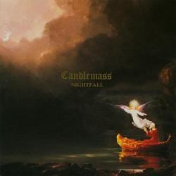 "CANDLEMASS ""Nightfall"" LP."