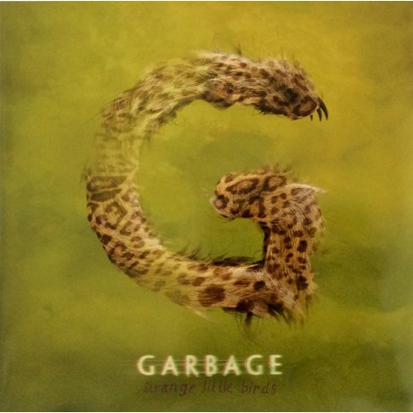 "GARBAGE ""Strange Little Birds"" 2LP."