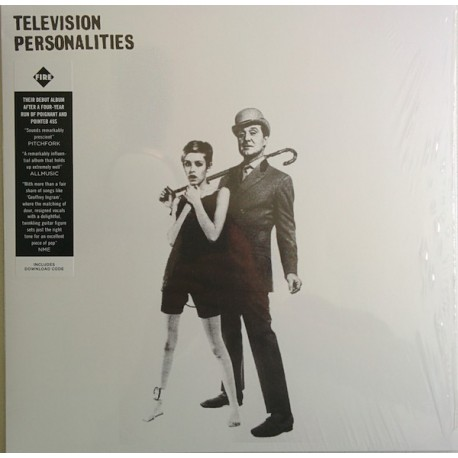 "TELEVISION PERSONALITIES ""...And Don't The Kids Just Love It"" LP."